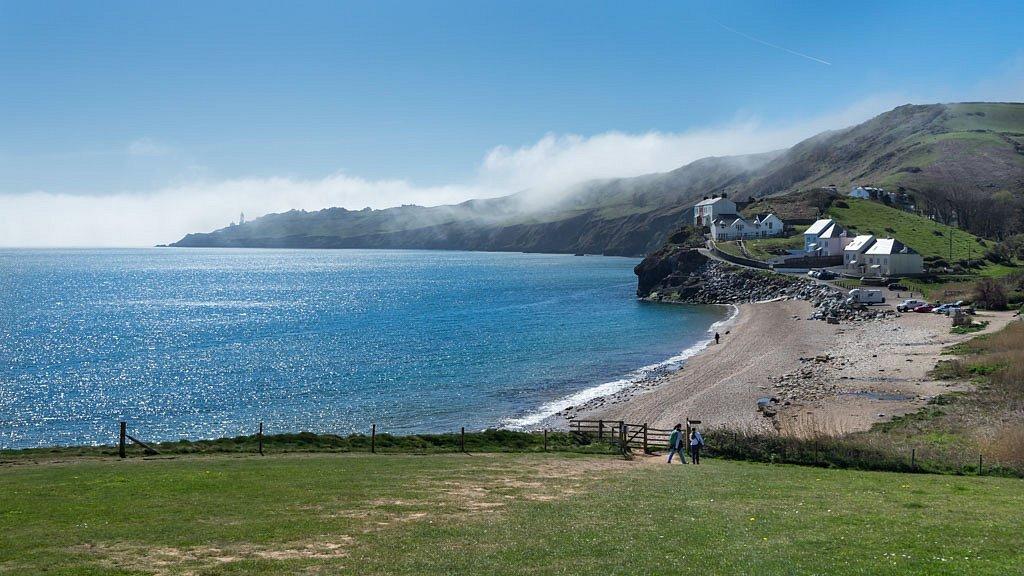 Hallsands Beach, Devon
