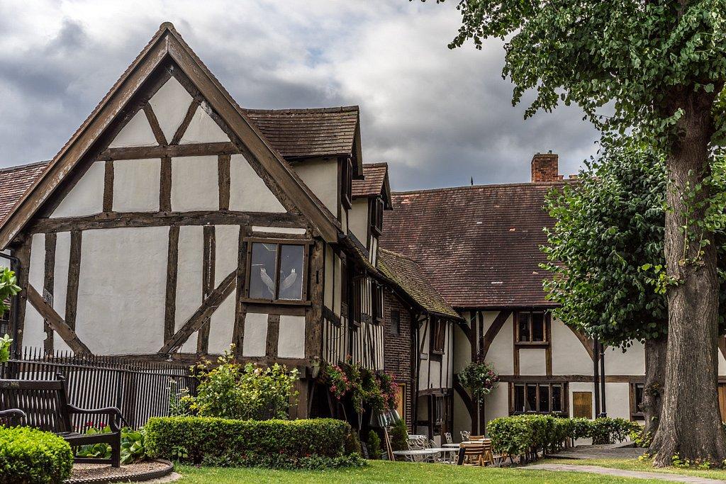 Shrewsbury Old Town